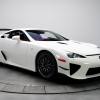 Lexus LFA nurburgring performance package usa 2010