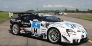 Lexus LFA race car 2009