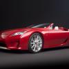 Lexus LFA roadster concept 2008