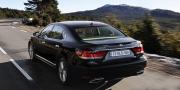 Lexus LS 460 l europe 2012