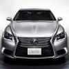 Lexus LS 600h japan 2012