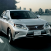 Lexus RX 450h version l 2012