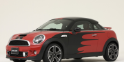 MINI cooper s coupe hotei 2012