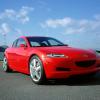 Mazda rx-8 2001