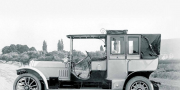 Mercedes 75-hp double phaeton 1908