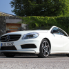 Mercedes a200 cdi amg sport package w176 2012