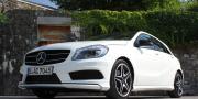 Mercedes a200 cdi amg sport package w176 2012