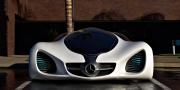Mercedes biome concept 2010
