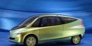 Mercedes bionic car