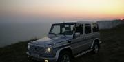Mercedes g-long