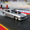 Mercedes gullwing dragster
