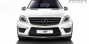 Mercedes m-klasse ml63 revozport rezonance w166 2013