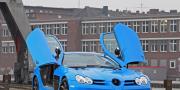 Mercedes mclaren slr cut48