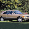 Mercedes s-klasse coupe c126 1981-91
