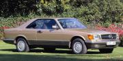 Mercedes s-klasse coupe c126 1981-91