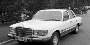 Mercedes s-klasse esf24 w116 1974