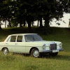 Mercedes s-klasse w108 109 1966-72