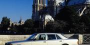 Mercedes s-klasse w126 1979-91
