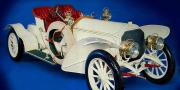 Mercedes simplex 37-70 ps 1907