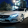 Mercedes sl-500 graf weckerle 2012