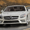 Mercedes sl-550 amg sports package usa 2012