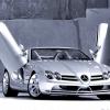 Mercedes slr concept
