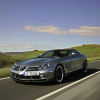 Mercedes slr722 edition born on