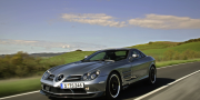 Mercedes slr722 edition born on