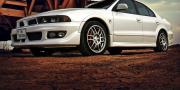 Mitsubishi galant vr-4 type-s 1996-2002