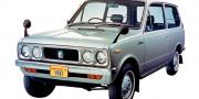 Mitsubishi minica van 1973-1976