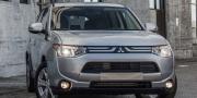 Mitsubishi outlander usa 2013