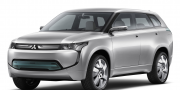 Mitsubishi px miev concept 2009