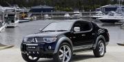 Mitsubishi triton panther concept 2008