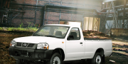 Nissan camiones single cab 2008