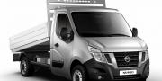Nissan nv400 tipper 2012