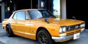 Nissan skyline 2000 gt-r kpgc 10 1970
