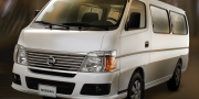 Nissan urvan microbus 2007