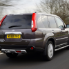 Nissan x-trail platinum edition uk 2011