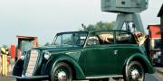 Opel olympia cabrio limousine 1935-37