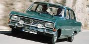 Opel rekord b luxus 1965-66