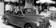 Peugeot 203 cabrio 1951