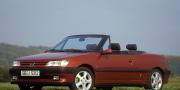 Peugeot 306 cabriolet 1993-97