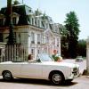 Peugeot 403 cabrio 1955-65