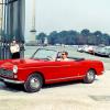 Peugeot 404 cabriolet 1960-78