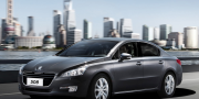 Peugeot 508 gt china 2011