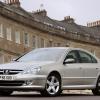 Peugeot 607 uk 2004