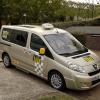 Peugeot expert tepee taxi 2007-12