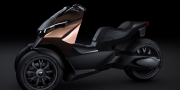 Peugeot onyx scooter concept 2012