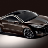 Peugeot rcz brownstone 2012