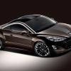 Peugeot rcz brownstone 2012